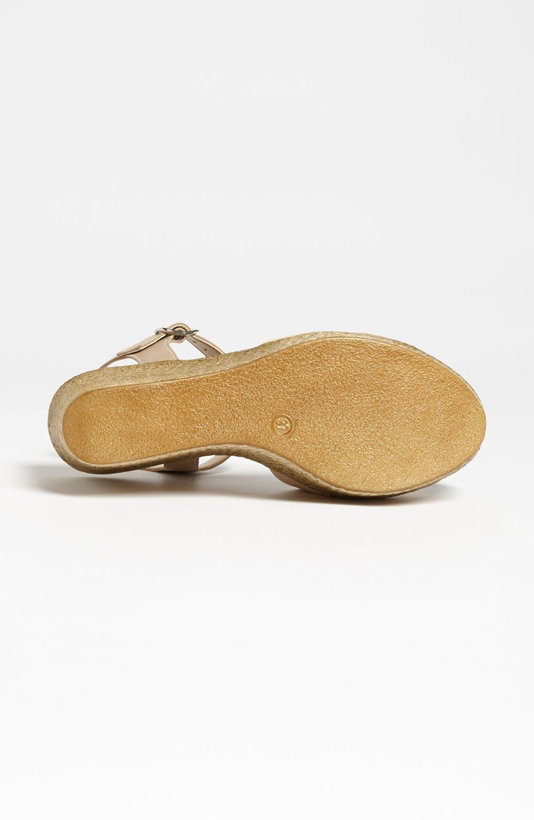 Alternate Image 4  - Callisto 'Olivia' Wedge Sandal
