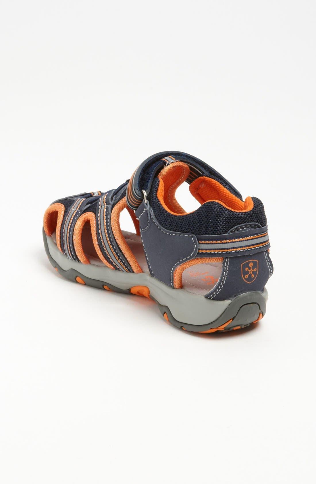 Alternate Image 2  - Swissies 'Rival' Sandal (Toddler & Little Kid)