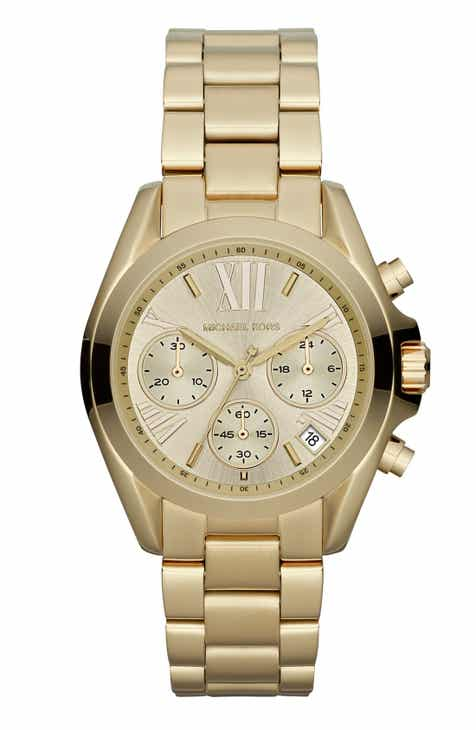 Michael Kors Bradshaw Mini Chronograph Bracelet Watch 36mm