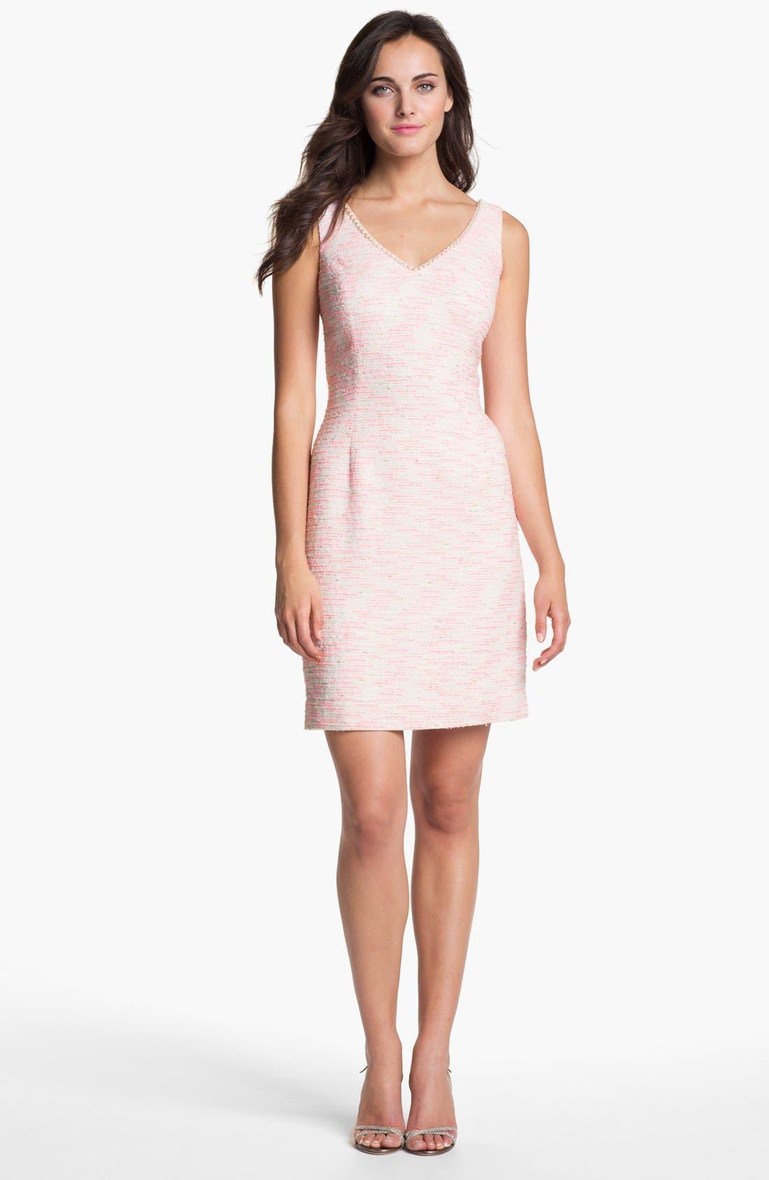 Alternate Image 1 Selected - Lilly Pulitzer® 'Laidley' Embellished Sheath Dress