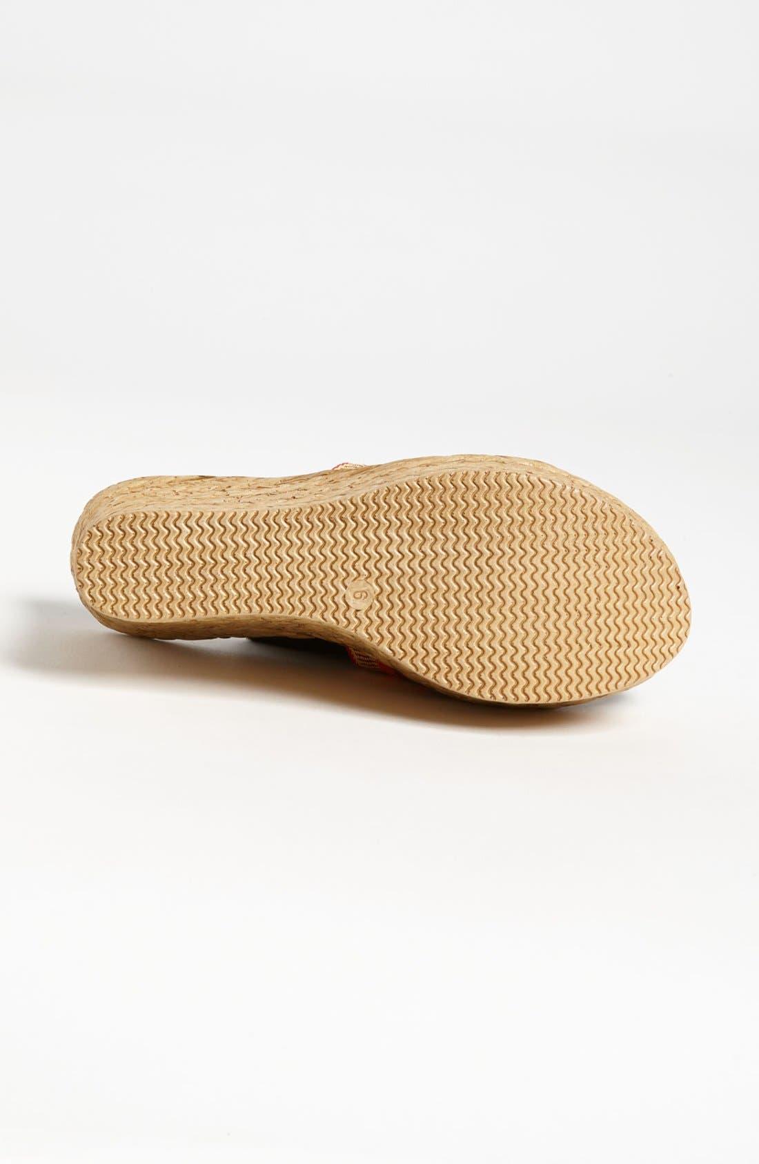 Alternate Image 4  - Sbicca 'Onelove' Wedge Sandal