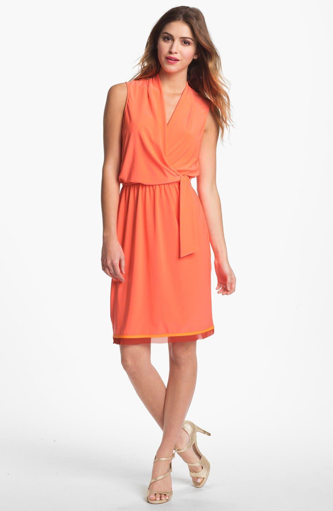 Alternate Image 1 Selected - T Tahari 'Holley' Dress