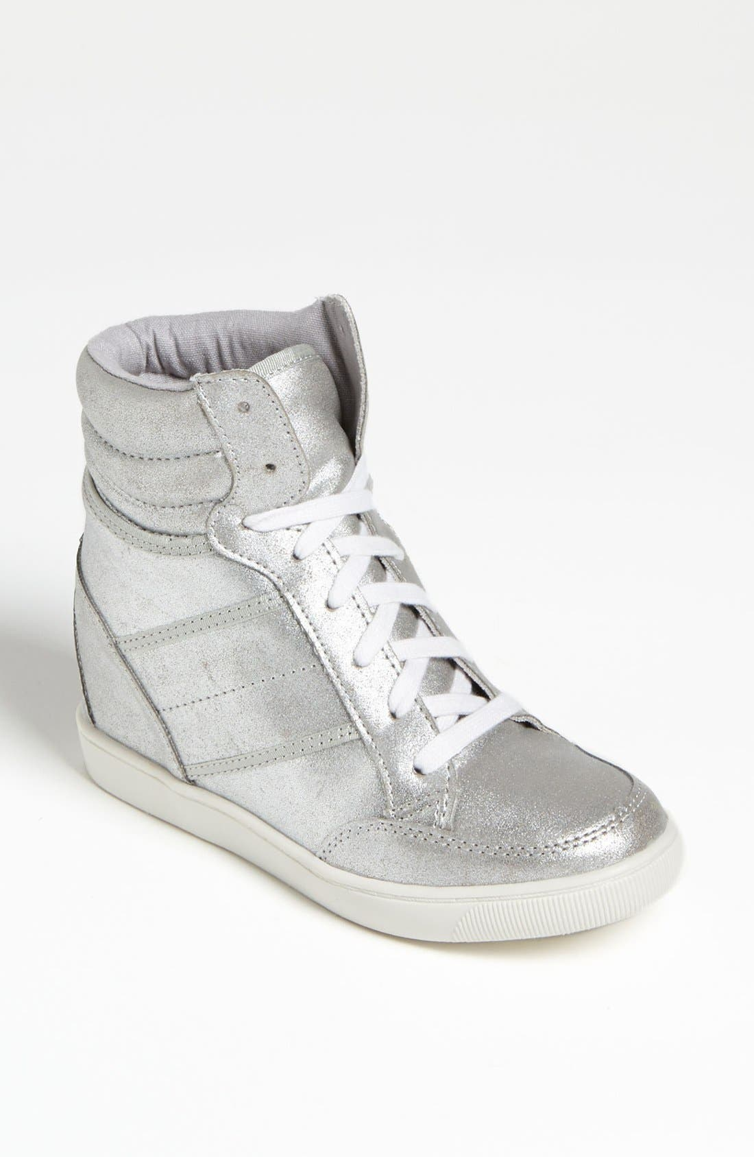Alternate Image 1 Selected - GOLDLUXE by Zigi 'Rumba' Wedge Sneaker