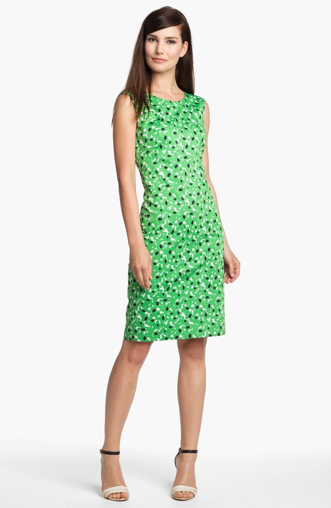 Main Image - BOSS HUGO BOSS 'Dallasa 7' Dress