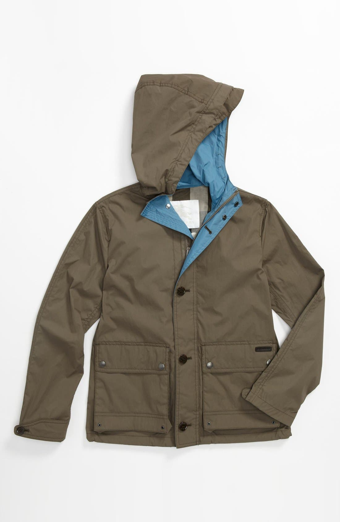 Alternate Image 1 Selected - Burberry 'Coulson' Jacket (Little Boys & Big Boys)