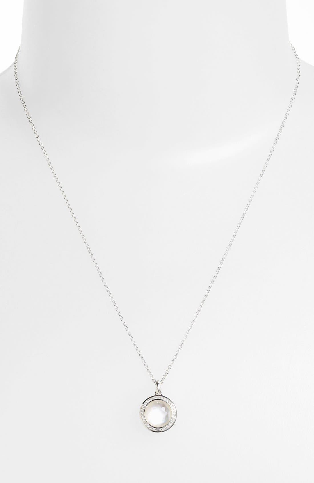Ippolita 'Rock Candy - Mini Lollipop' Pendant Necklace