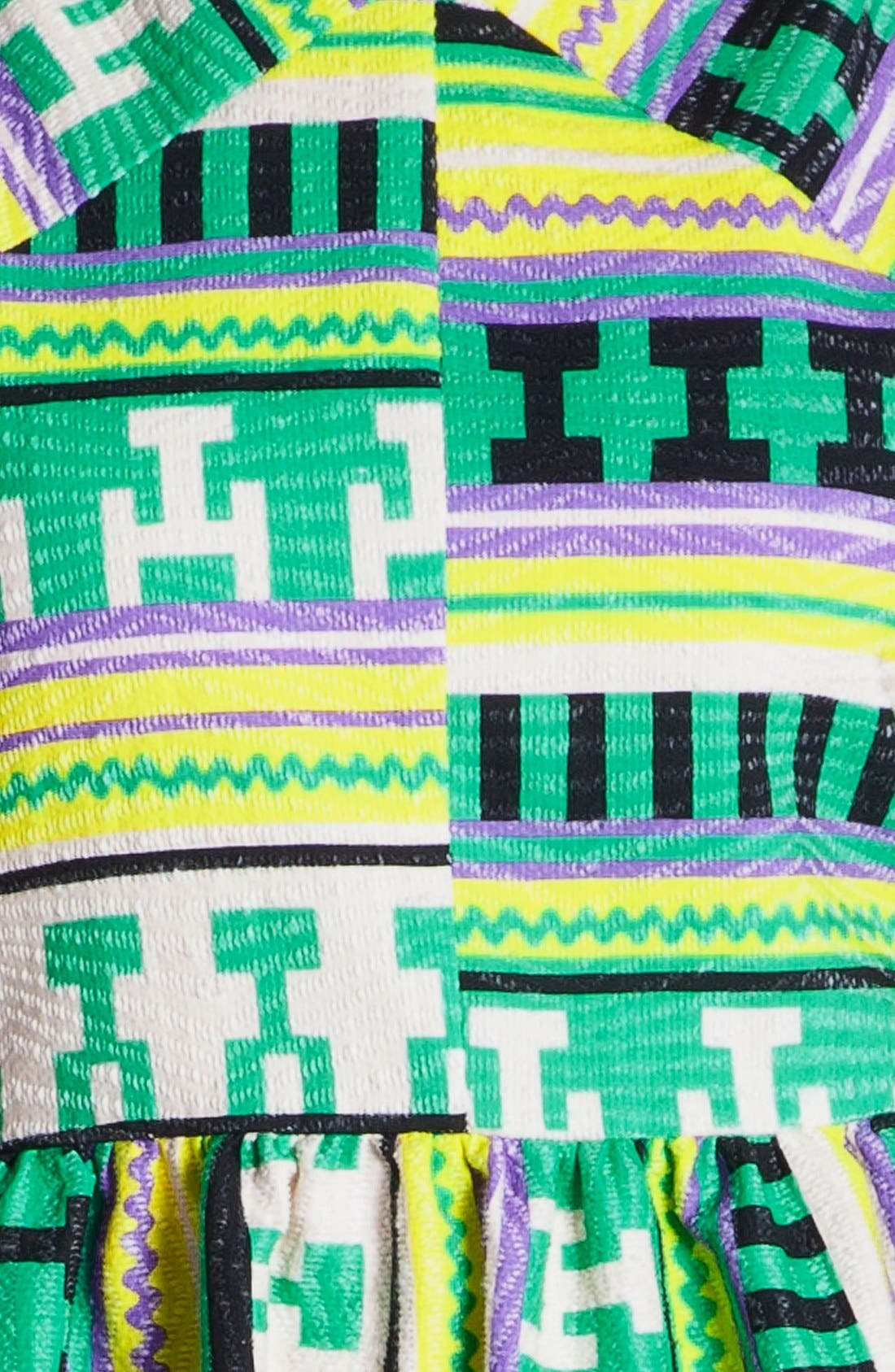 Alternate Image 3  - MSGM Ikat Print Dress
