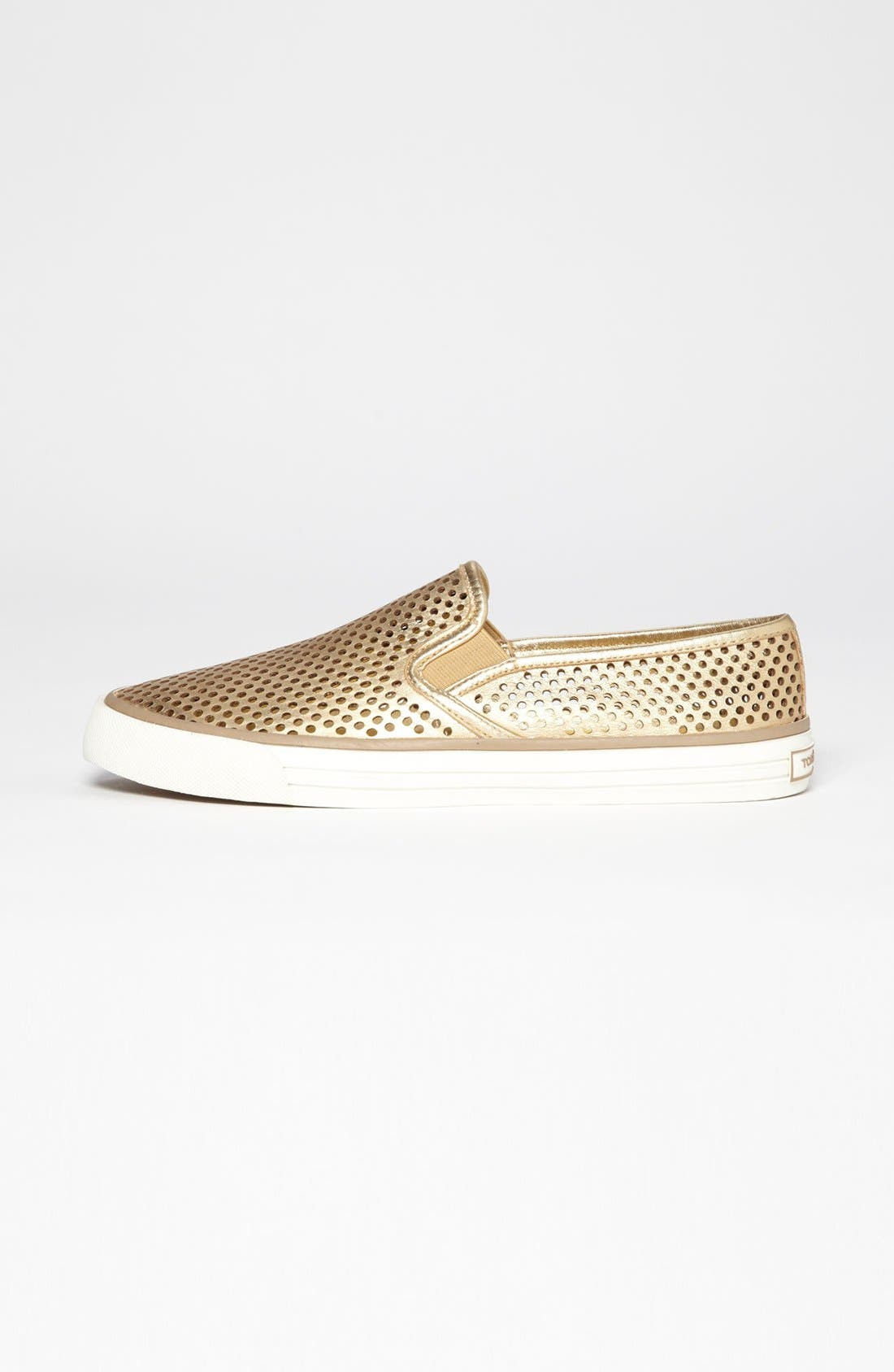 Alternate Image 4  - Tory Burch 'Miles' Perforated Sneaker