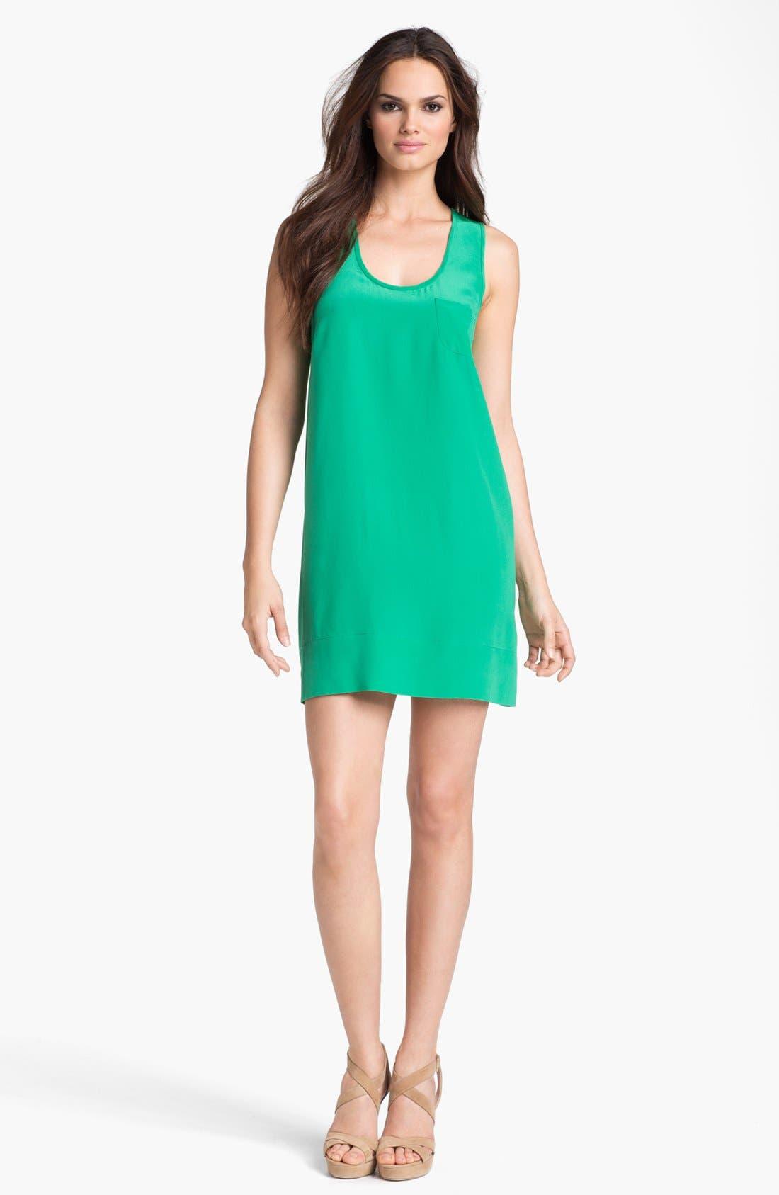 Alternate Image 1 Selected - Joie 'Peri' Silk Tank Dress