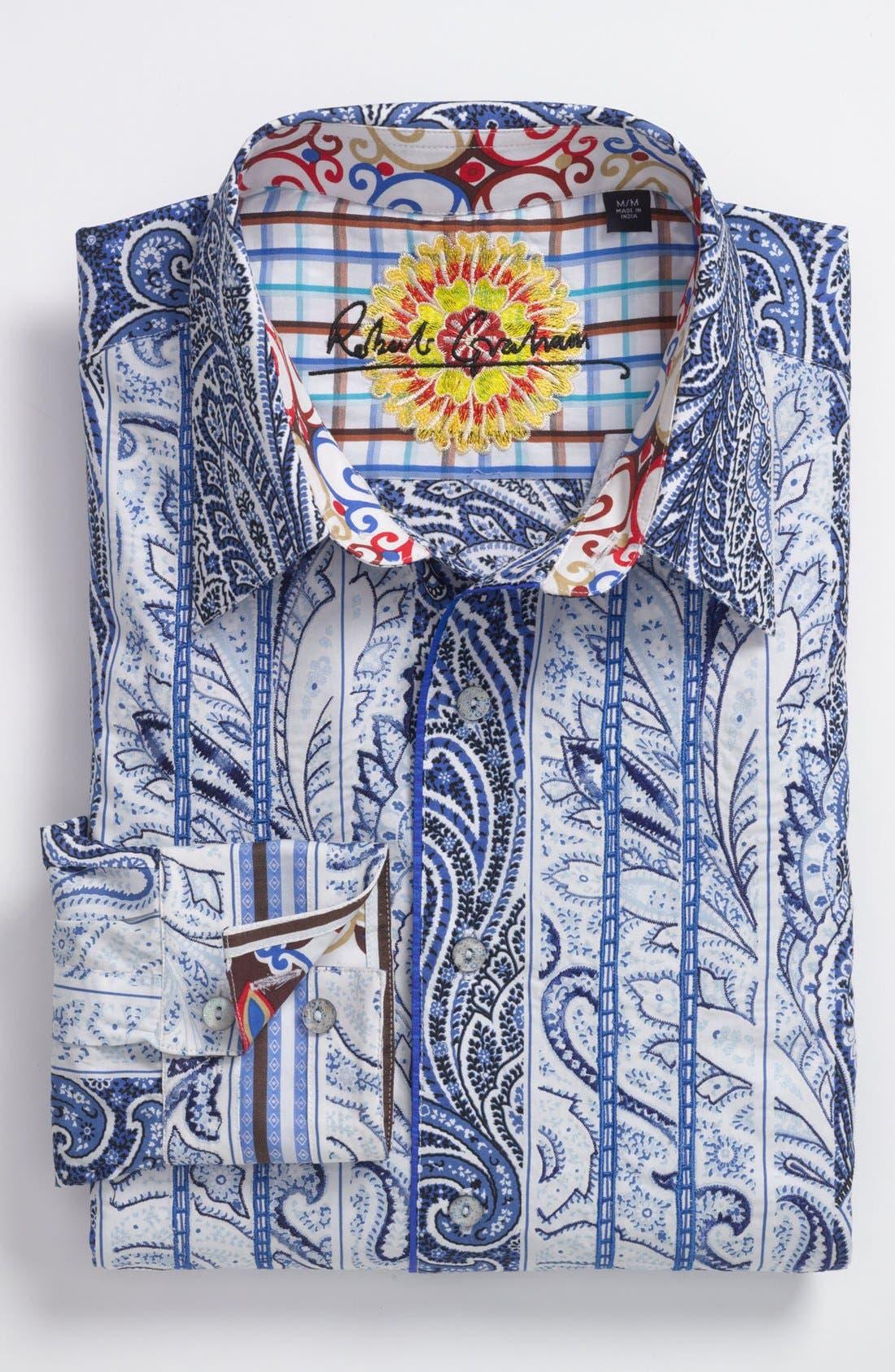 Alternate Image 2  - Robert Graham 'Jaluca' Sport Shirt