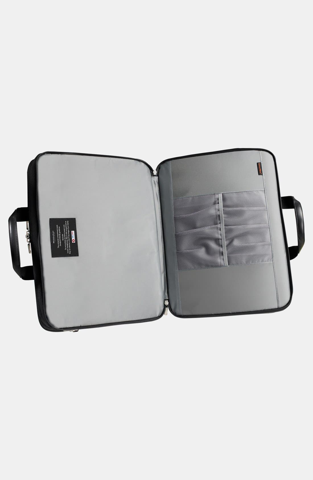 Alternate Image 3  - Briggs & Riley 'Executive' Ballistic Nylon Briefcase