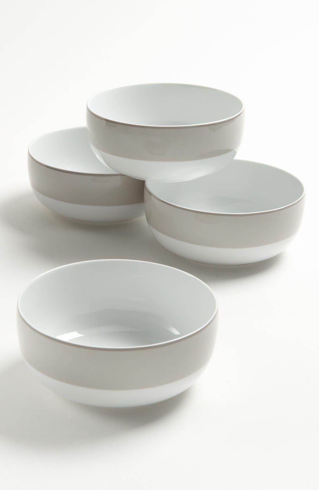 Alternate Image 1 Selected - Echo 'Latika - Driftwood' Bowls (Set of 4)