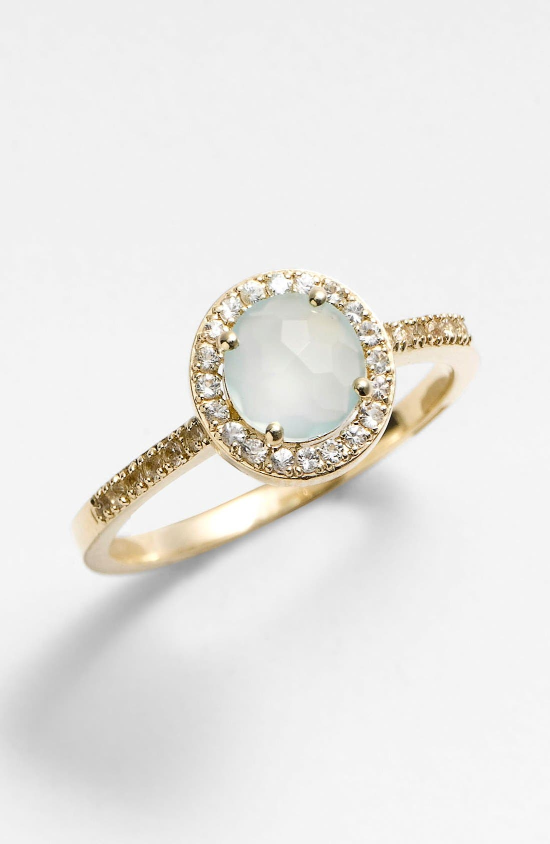 Alternate Image 1 Selected - KALAN by Suzanne Kalan Round Bezel Ring