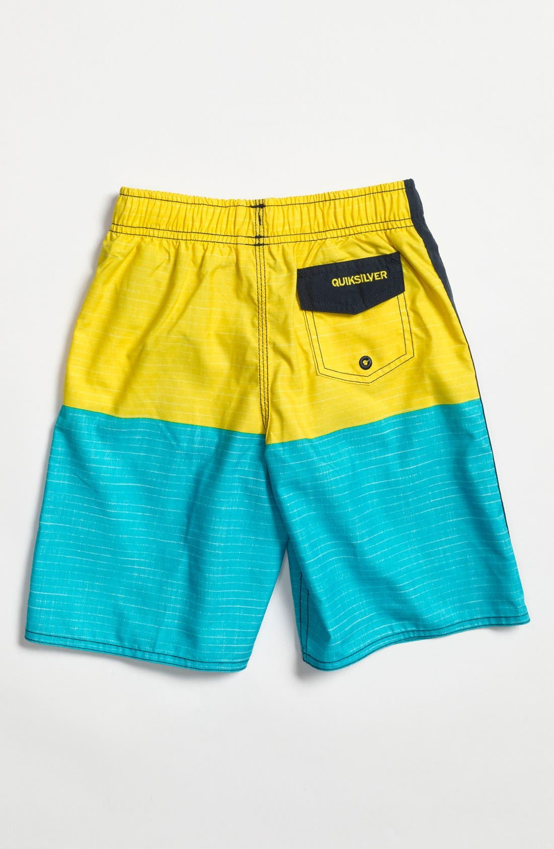 Alternate Image 3  - Quiksilver 'Magic Fish Water Change' Volley Shorts (Little Boys)