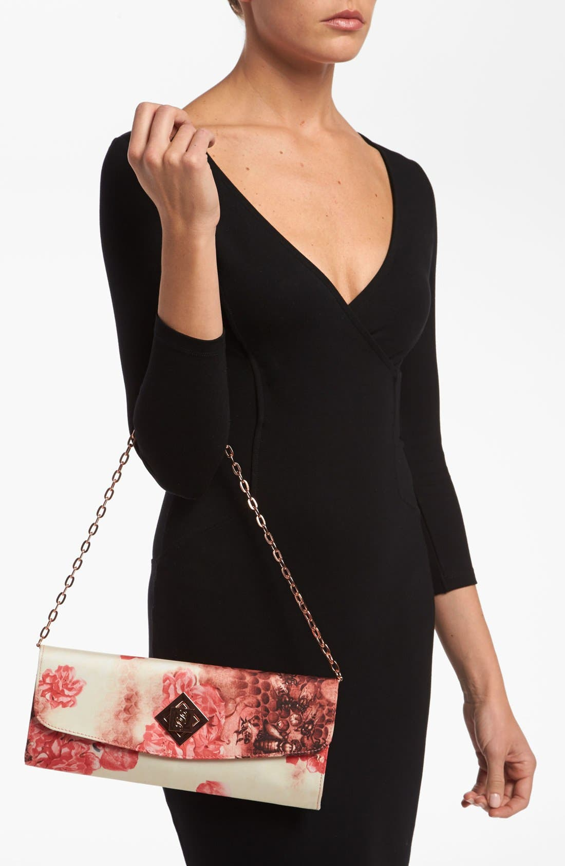 Alternate Image 2  - Ted Baker London 'Busy Bee' Twist Lock Clutch