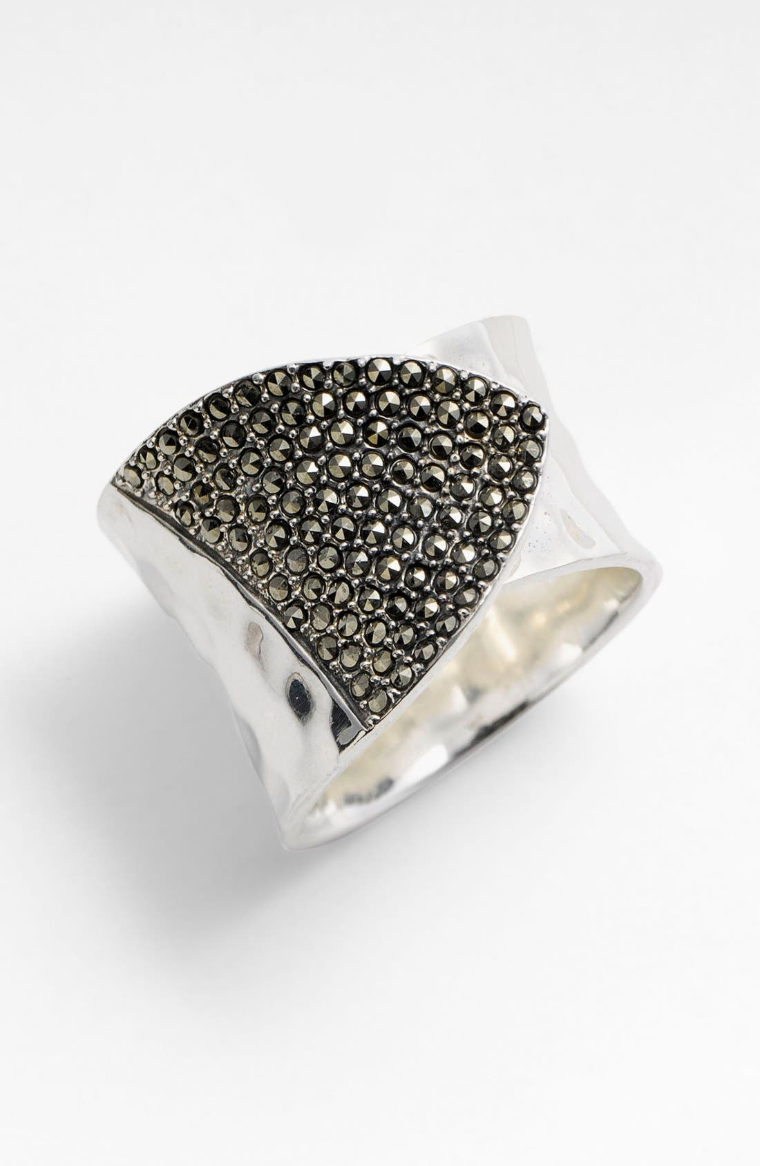 Main Image - Judith Jack 'Silver Rain' Wrap Cocktail Ring (Nordstrom Exclusive)