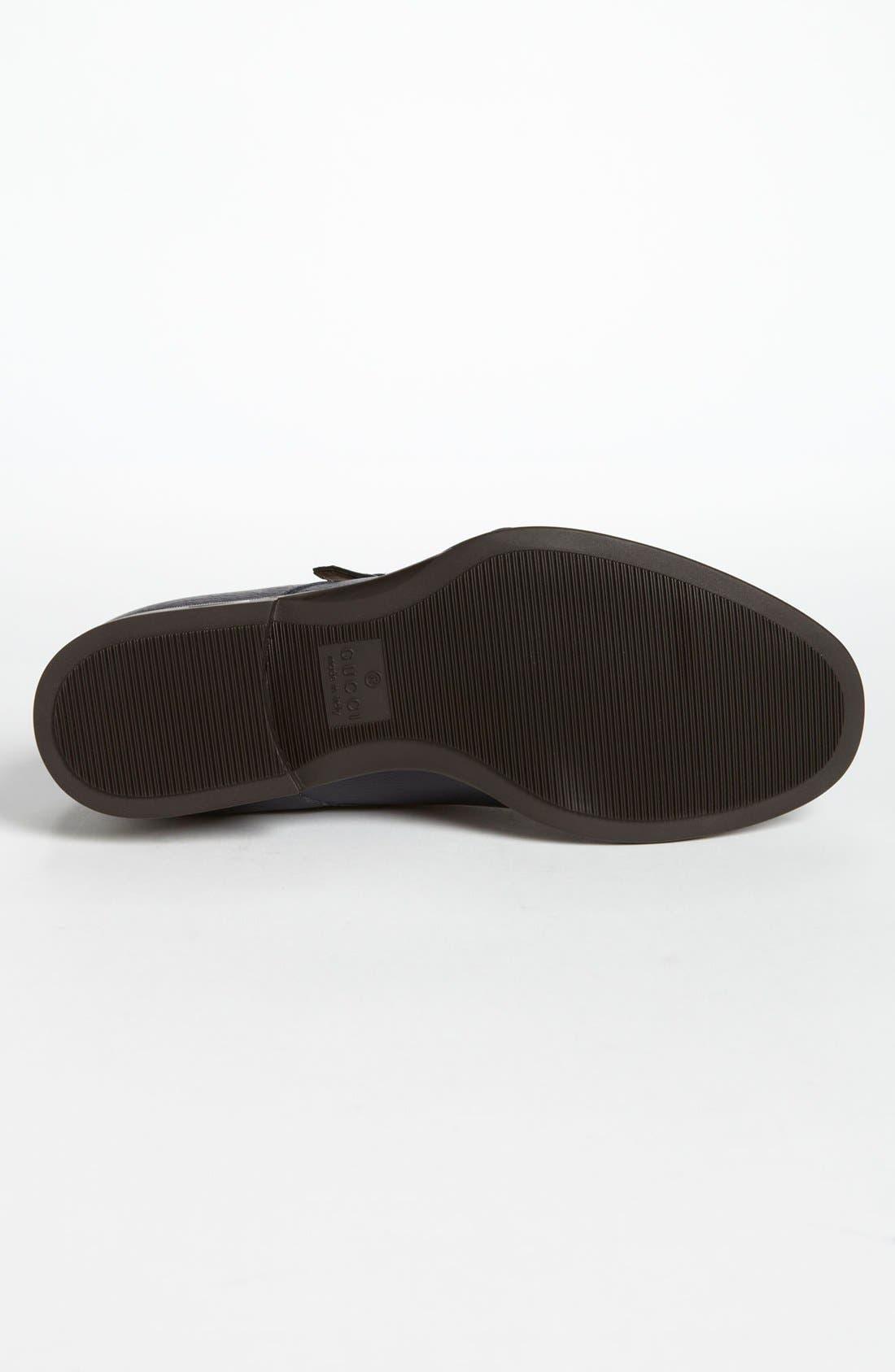 Alternate Image 4  - Gucci 'Handir' Double Monk Slip-On