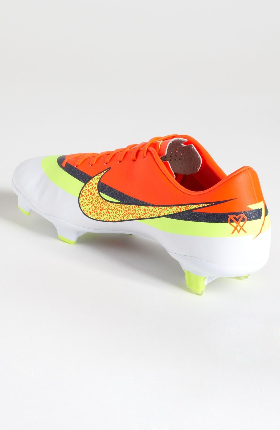 Alternate Image 2  - Nike 'Mercurial Veloce CR FG' Soccer Cleat (Men)