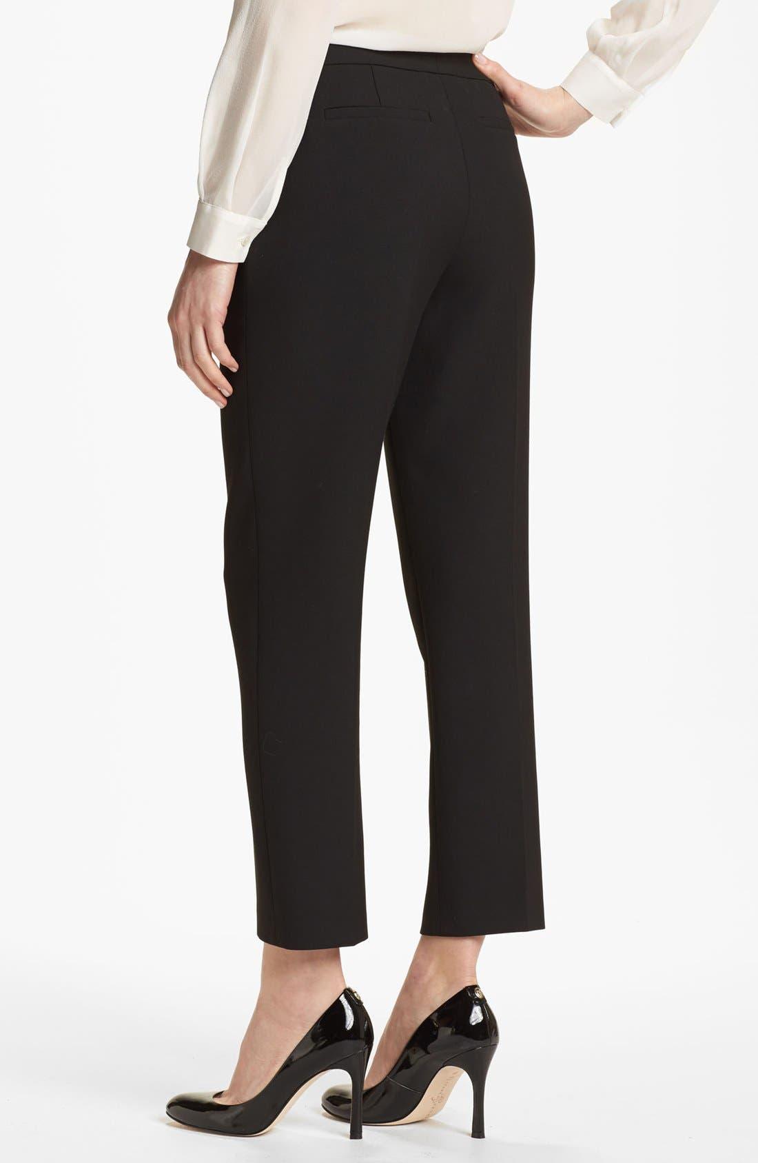 Alternate Image 3  - Classiques Entier® 'Notion Weave' Slim Ankle Pants