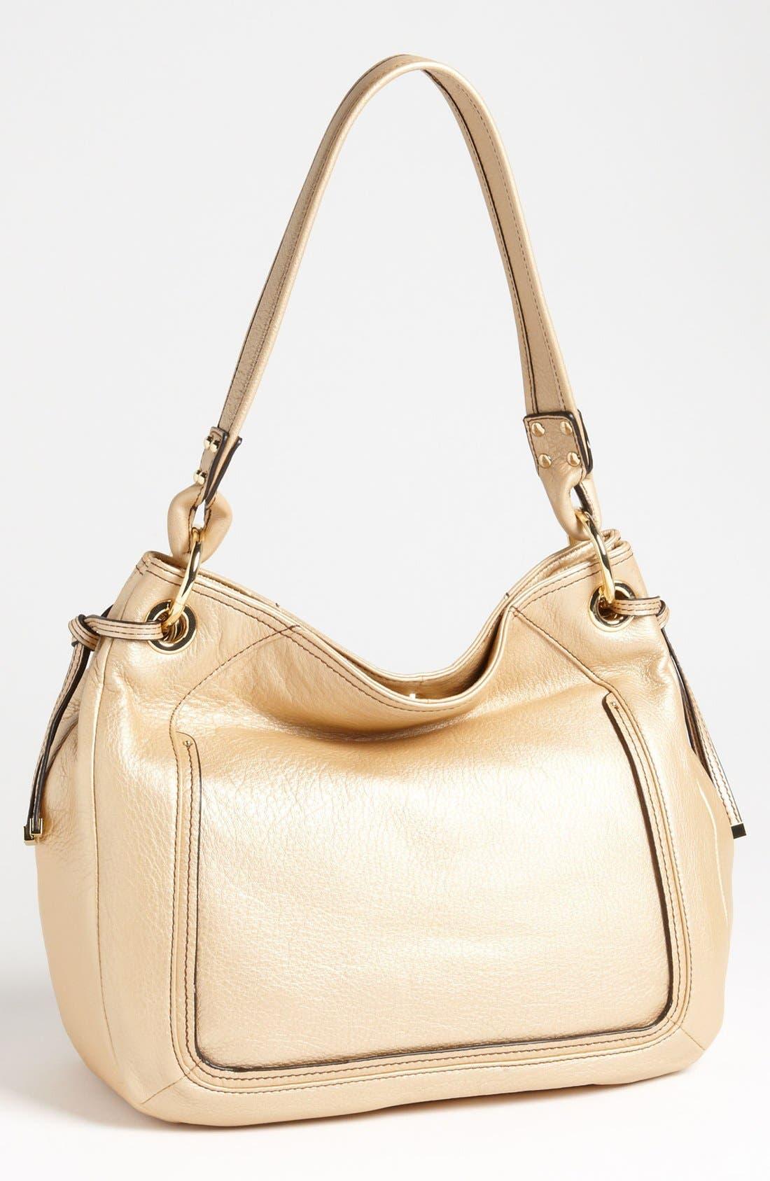 Main Image - Perlina 'Simone' Leather Hobo, Medium