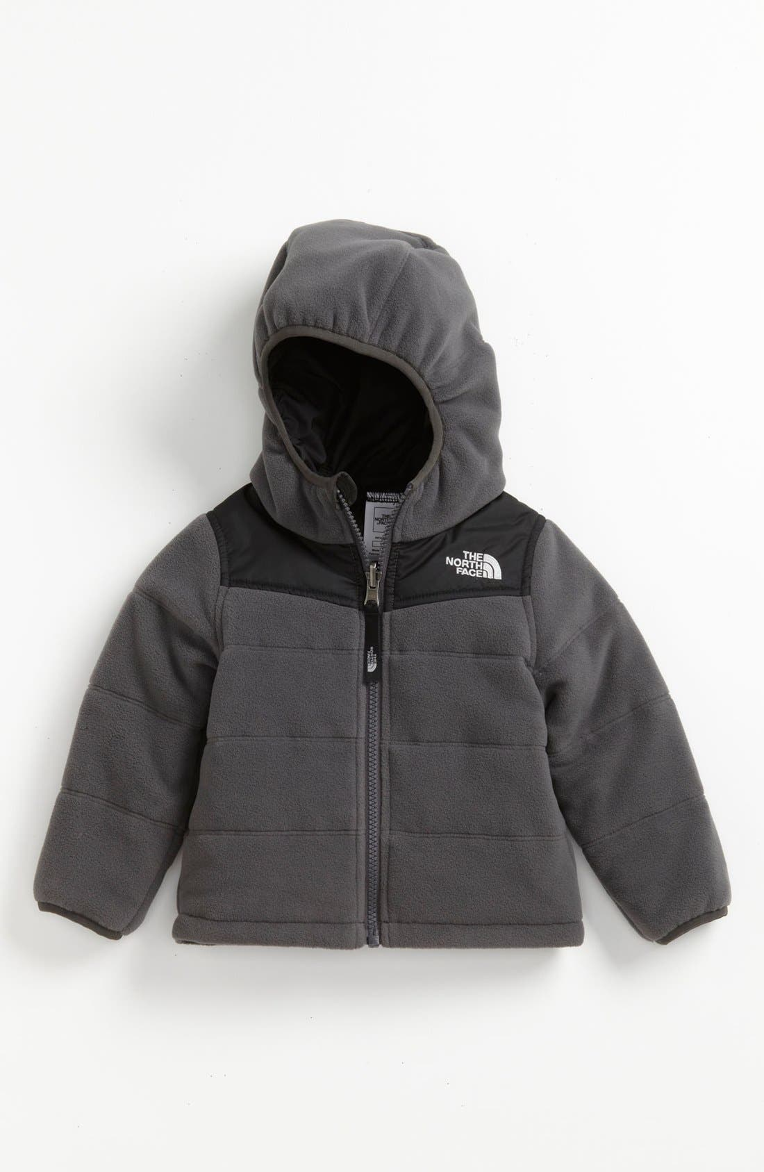 Alternate Image 1 Selected - The North Face 'True or False' Reversible Jacket (Baby Boys)