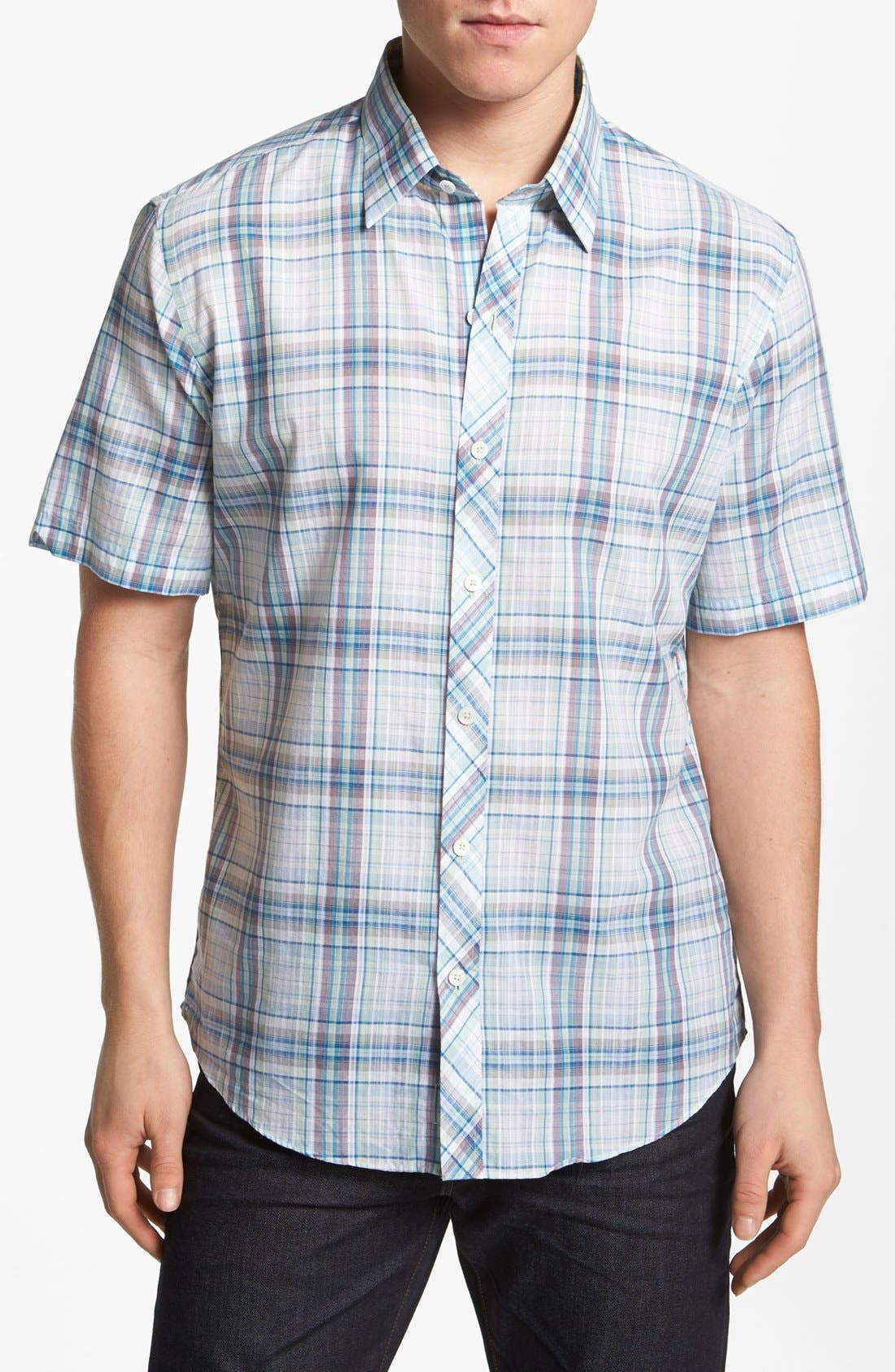 Alternate Image 1 Selected - Zachary Prell 'Soffer' Short Sleeve Sport Shirt