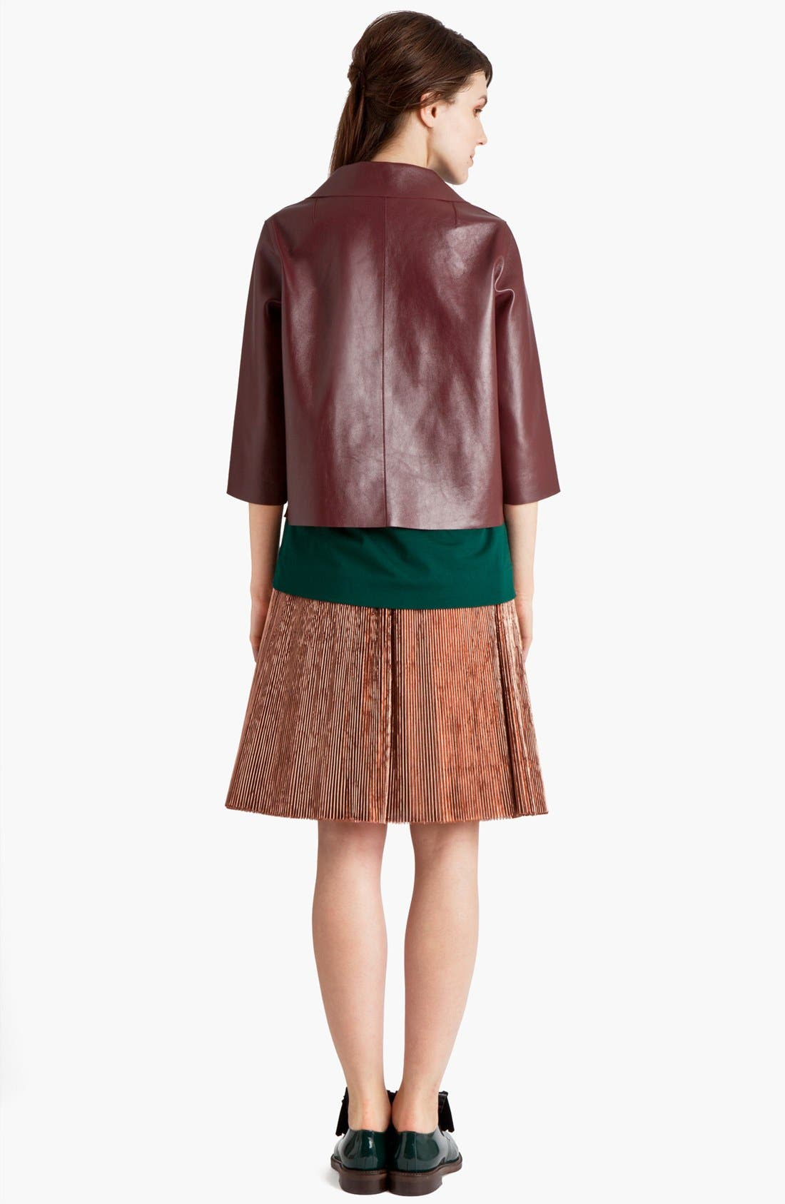 Alternate Image 4  - Marni Knife Pleated Skirt