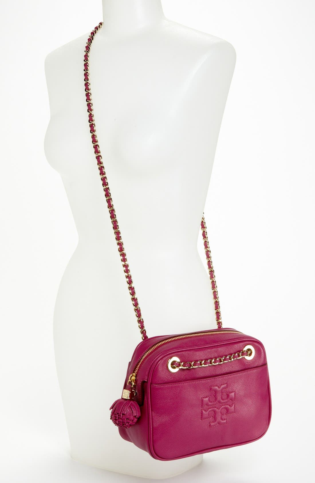 Alternate Image 2  - Tory Burch 'Thea' Leather Crossbody Bag