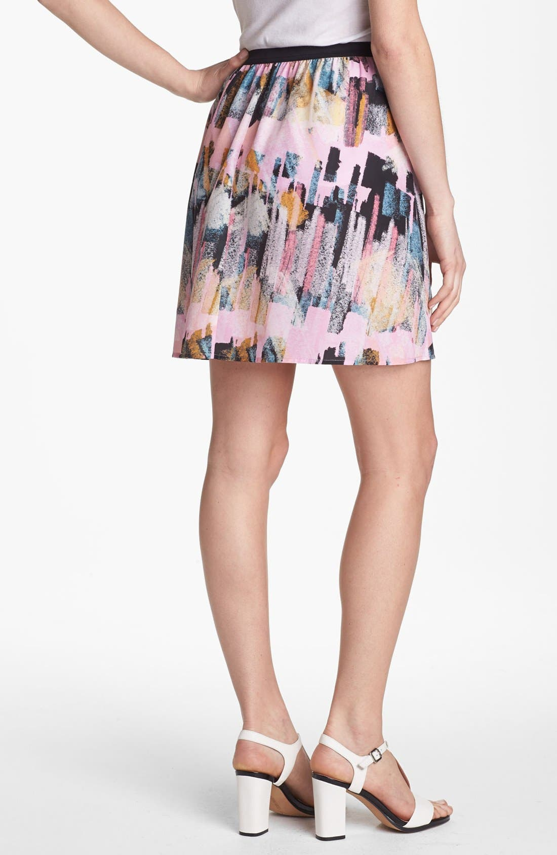Alternate Image 2  - Trouvé Flowy Skirt