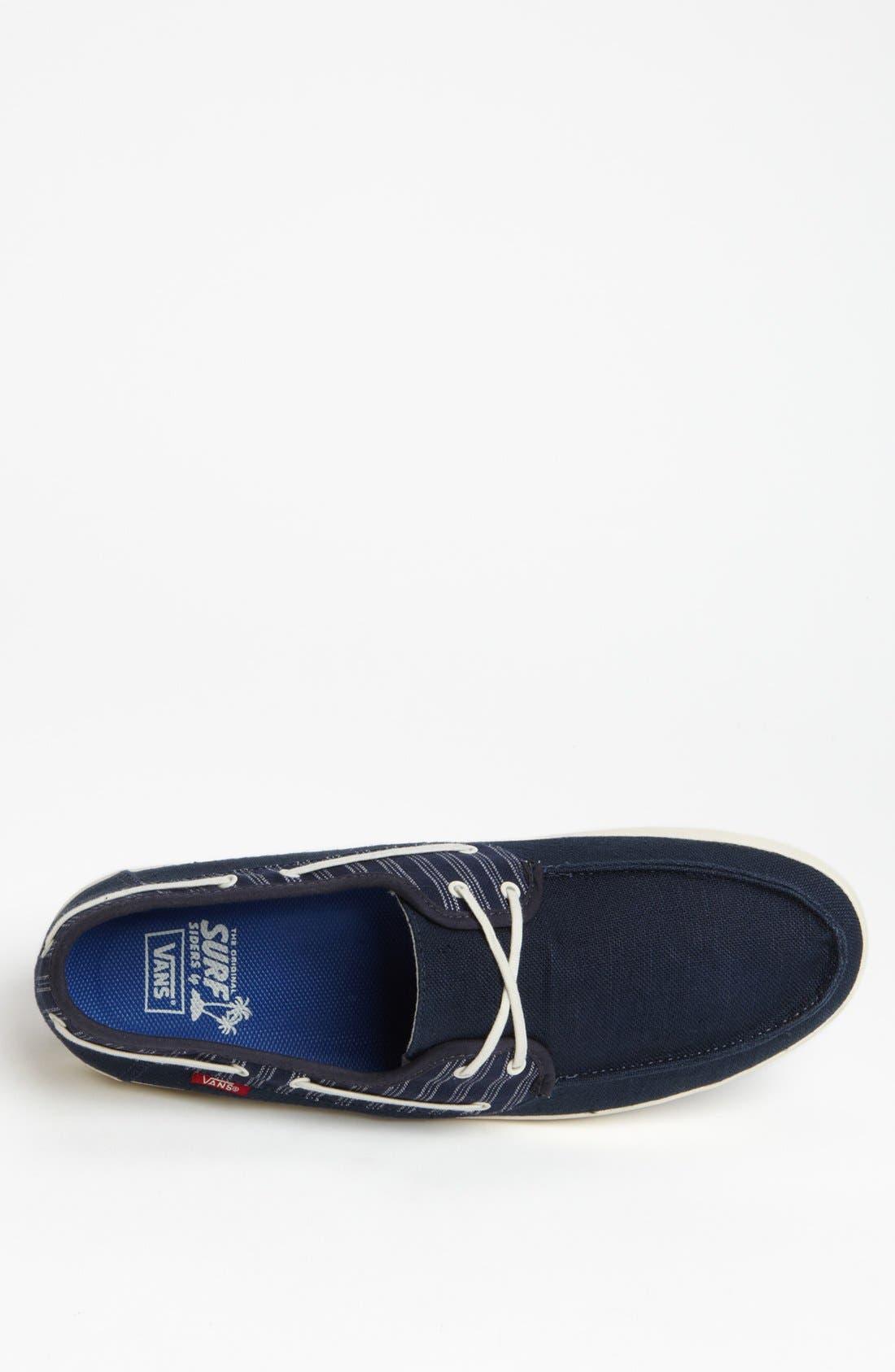Alternate Image 3  - Vans 'Chauffeur' Boat Shoe (Men)