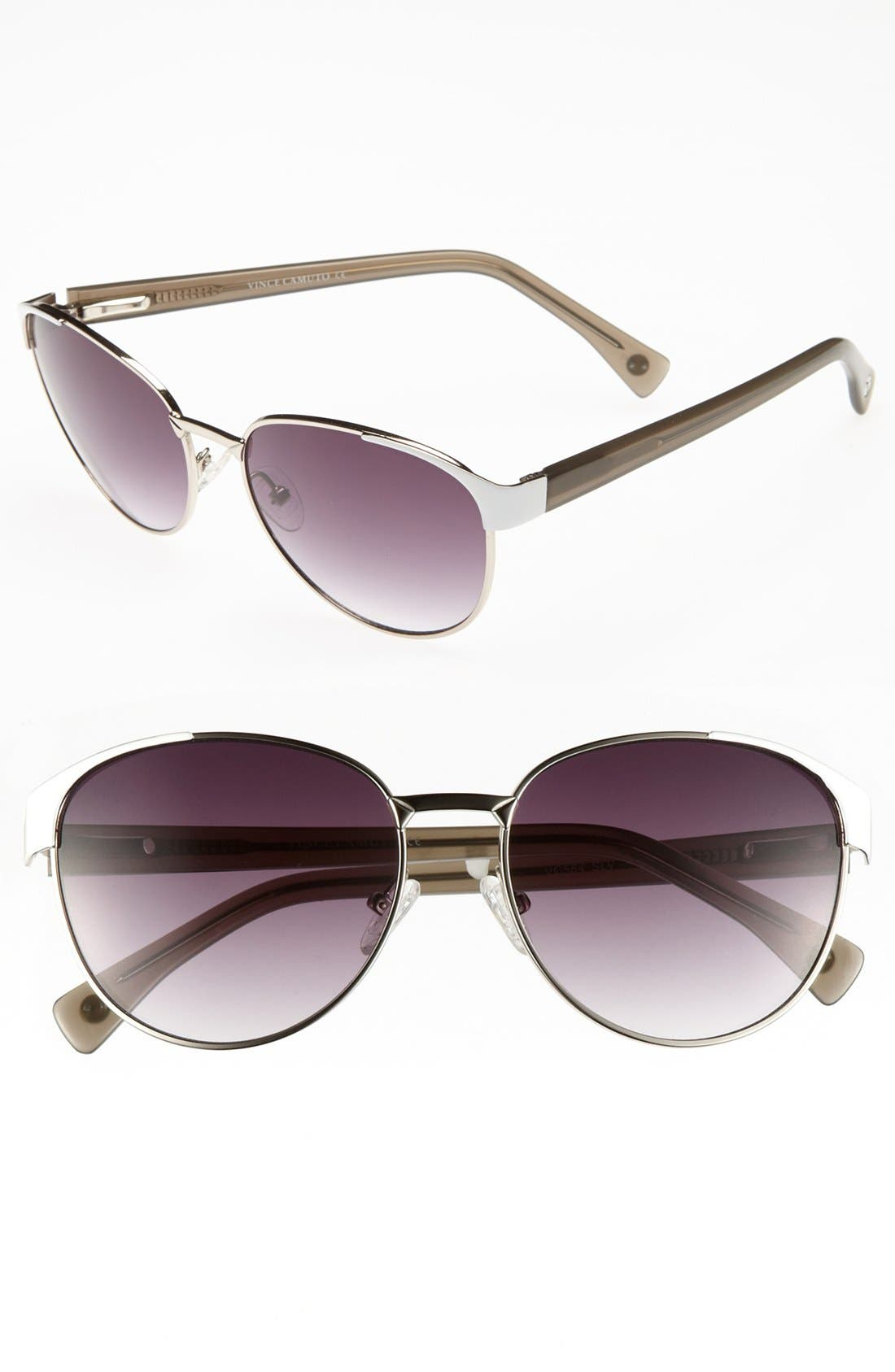 Alternate Image 1 Selected - Vince Camuto 55mm Retro Sunglasses