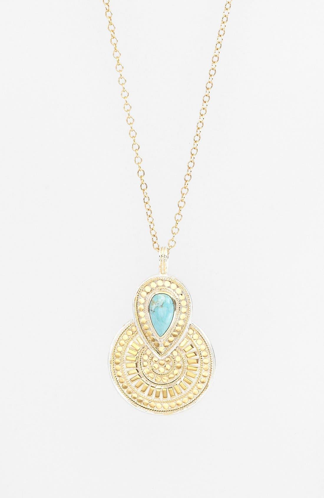 Alternate Image 2  - Anna Beck 'Gili' Long Pendant Necklace