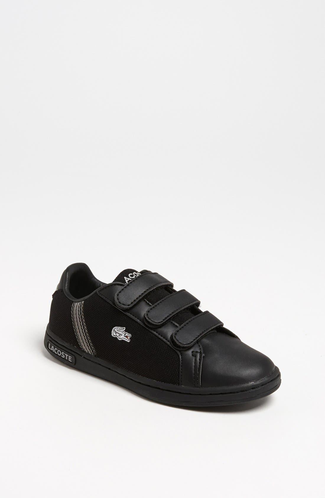 Main Image - Lacoste 'Renard' Sneaker (Toddler & Little Kid)