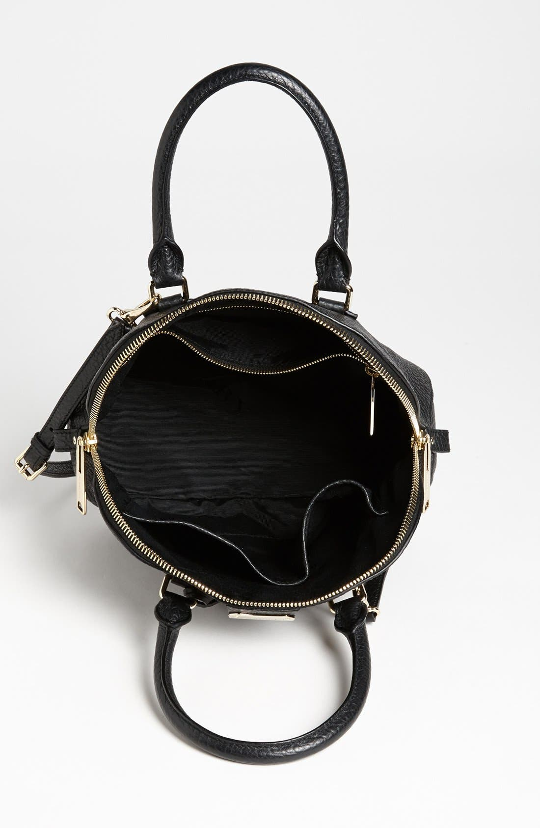 Alternate Image 3  - Burberry 'Small Orchard' Leather Satchel