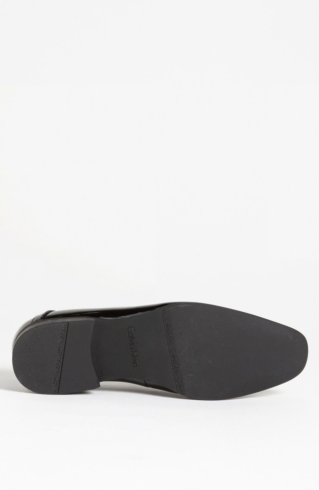 Alternate Image 4  - Calvin Klein 'Brad' Loafer