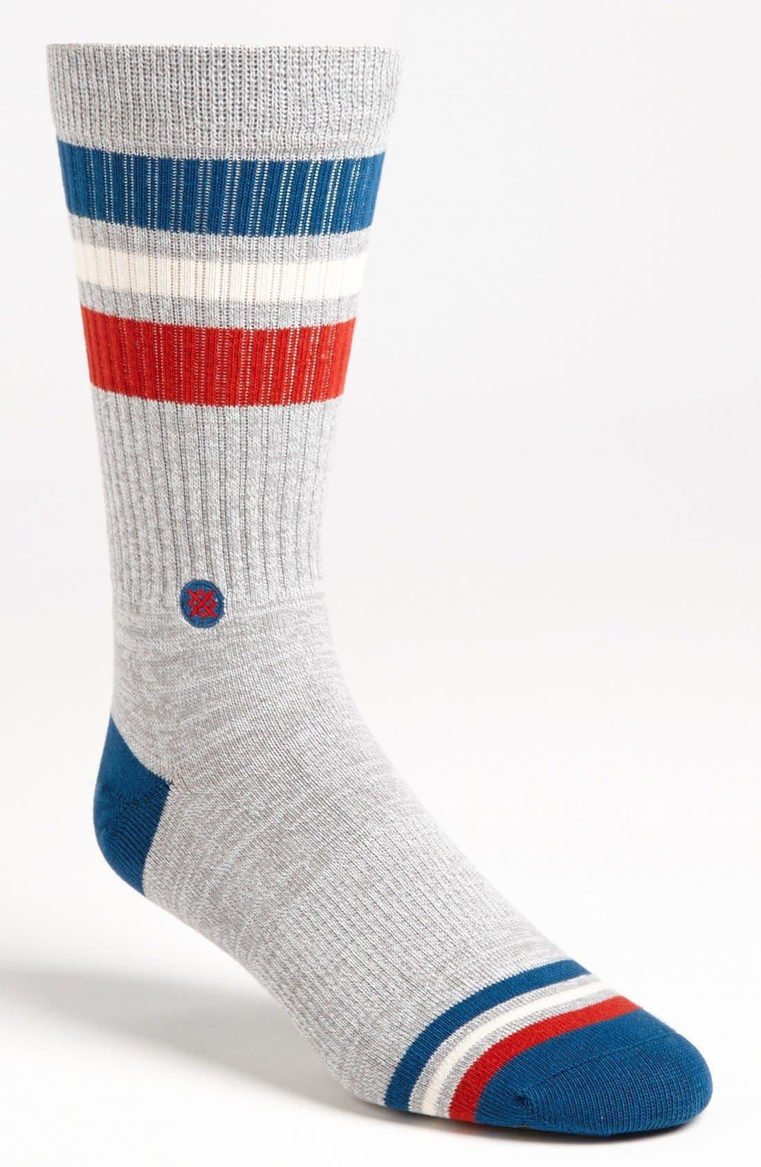 Alternate Image 1 Selected - Stance 'Garfield' Socks