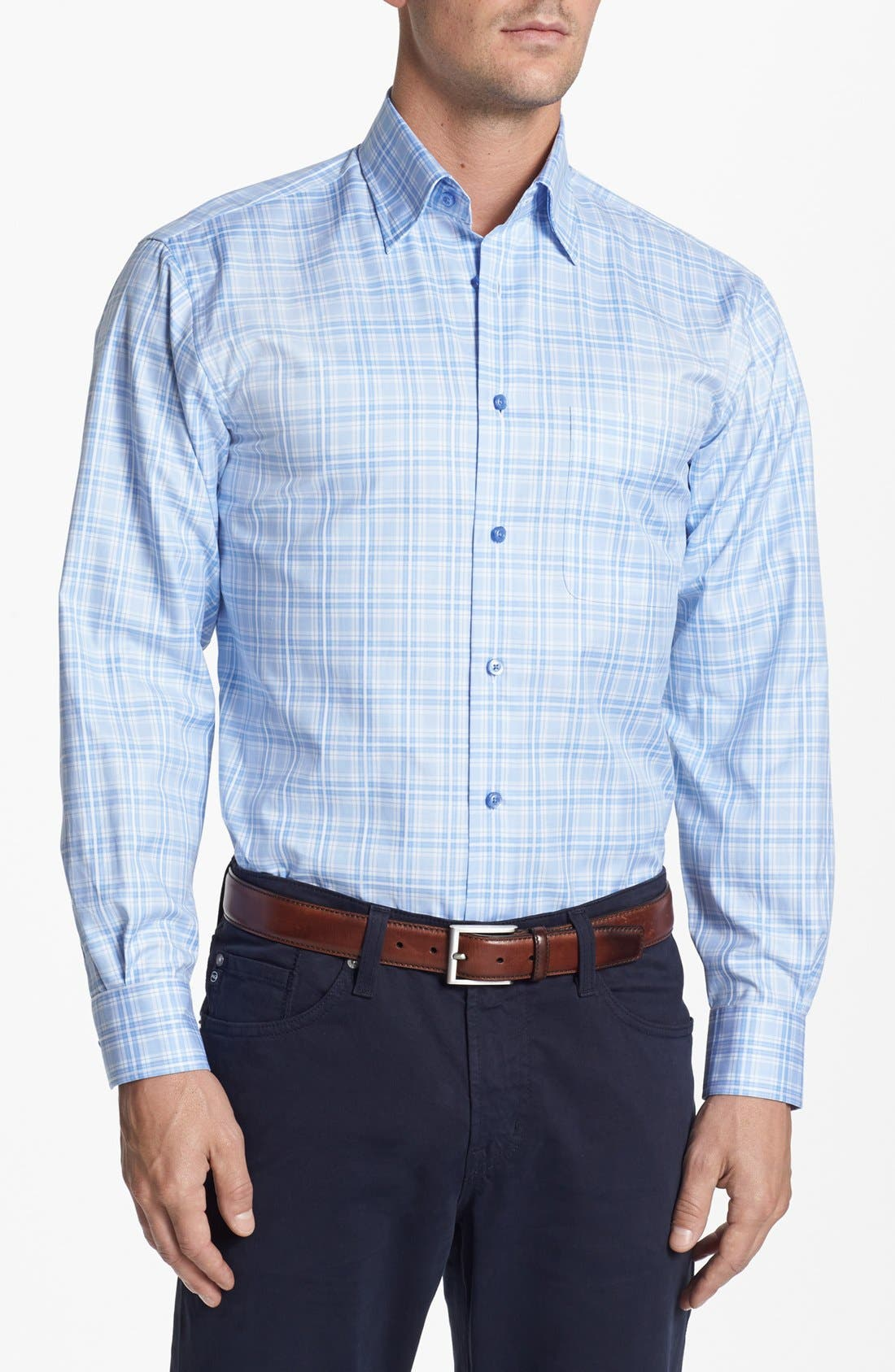 Alternate Image 1 Selected - Robert Talbott Sport Shirt