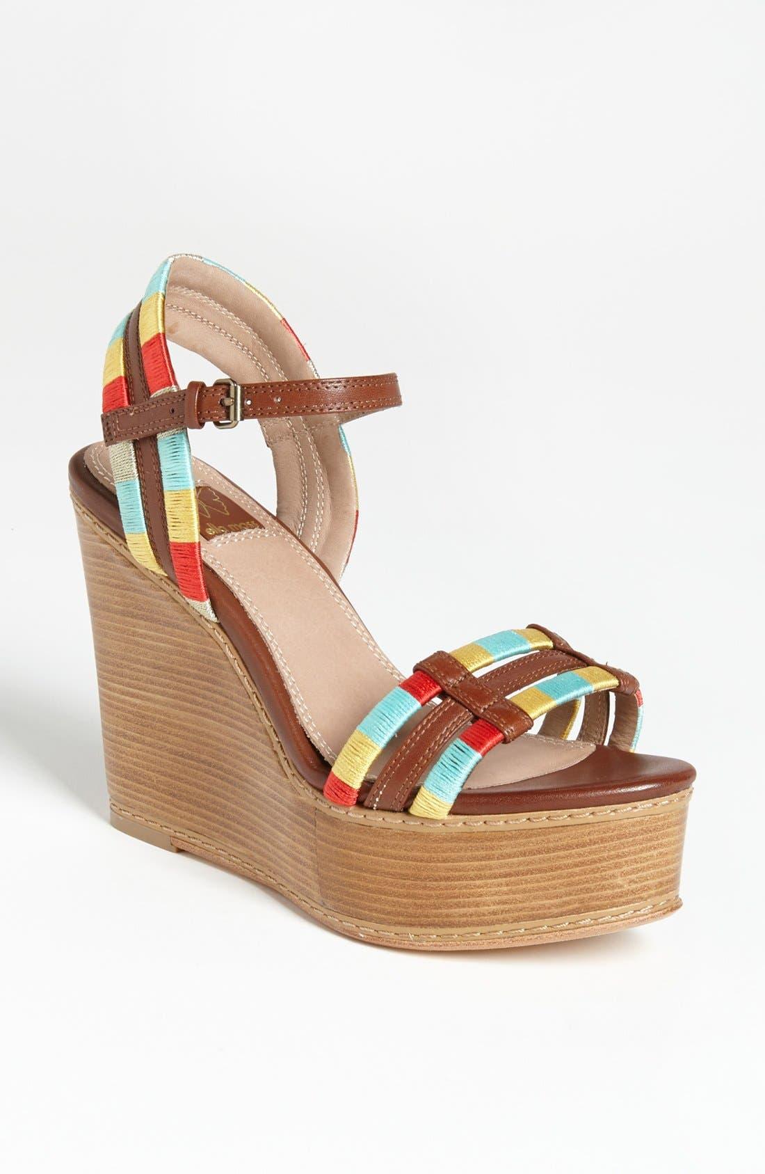 Alternate Image 1 Selected - Ella Moss 'Ryann' Sandal