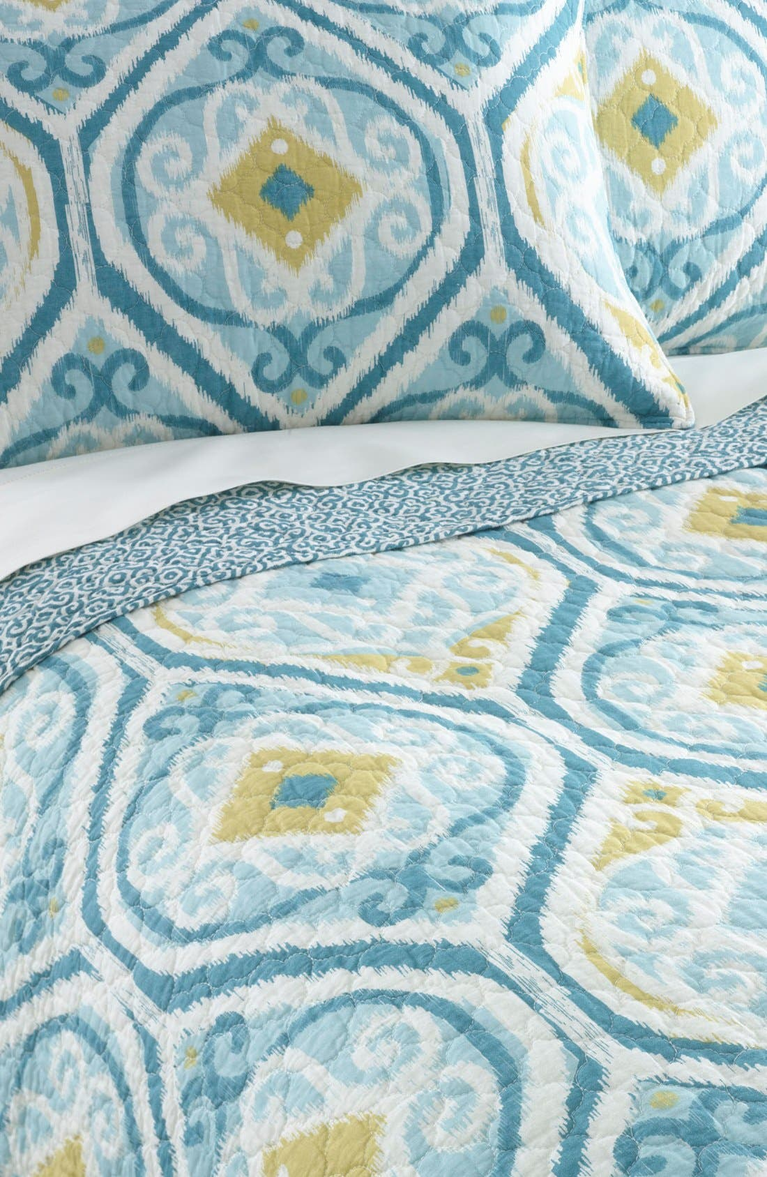 Alternate Image 1 Selected - Levtex 'Bodrum' Quilt (Nordstrom Exclusive)