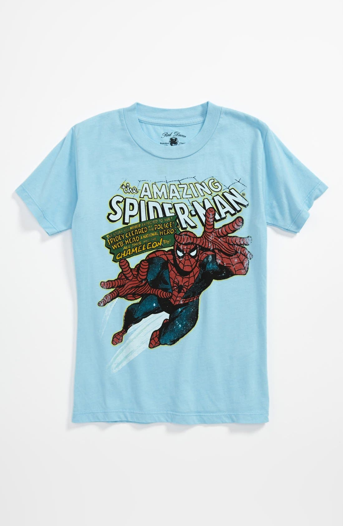 Alternate Image 1 Selected - Mad Engine 'Fly on Free Spider' T-Shirt (Little Boys)