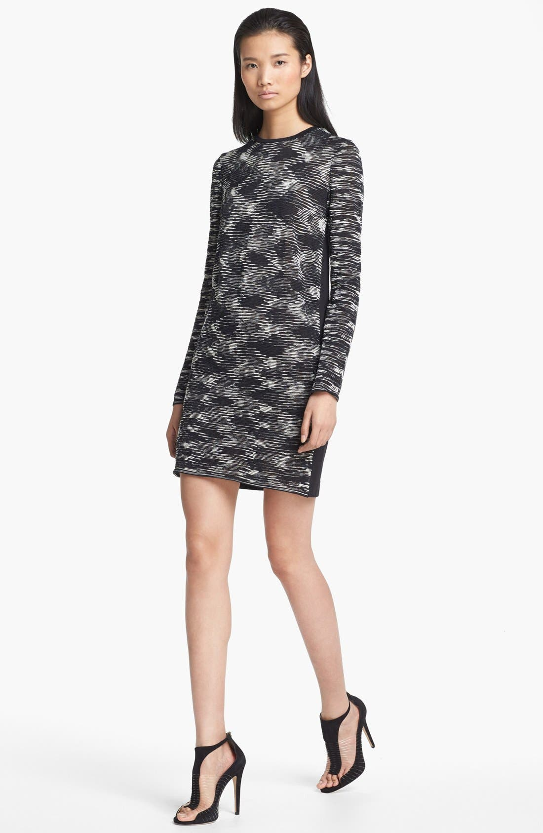 Alternate Image 1 Selected - M Missoni Mixed Media Dress