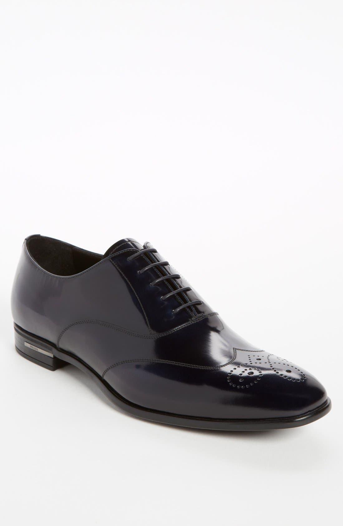 Alternate Image 1 Selected - Prada Medallion Oxford