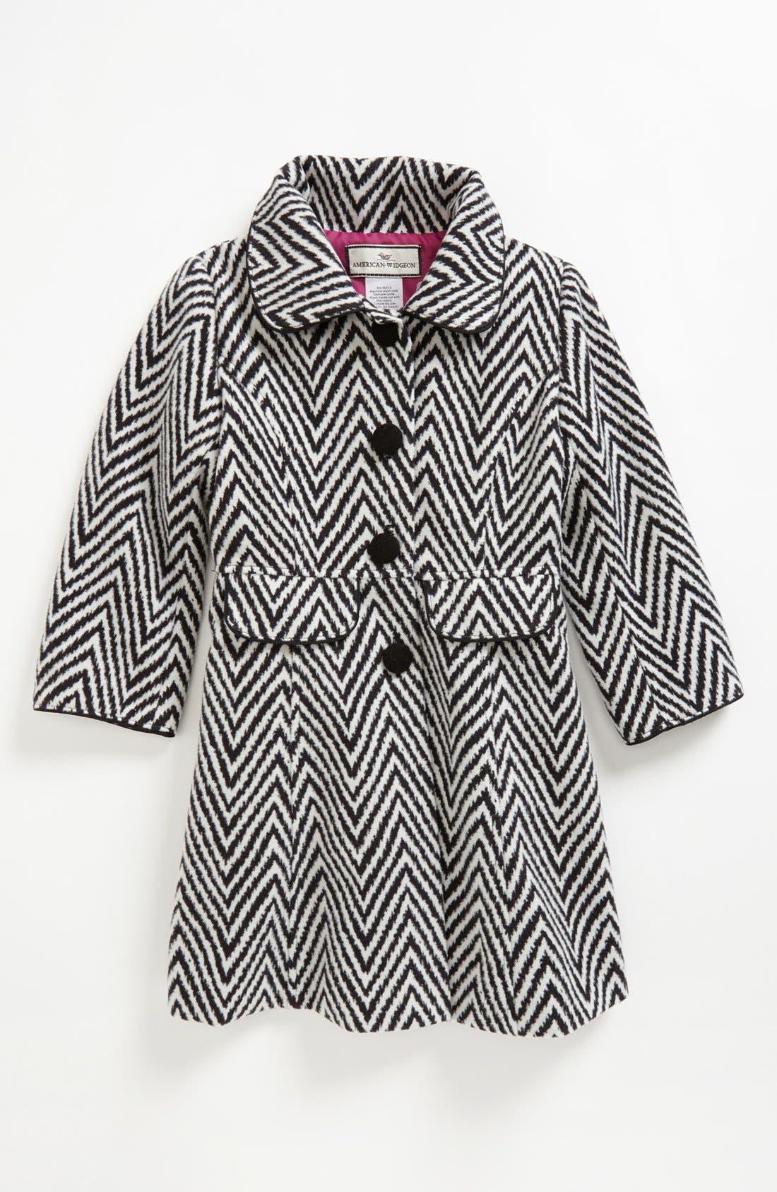 Main Image - Widgeon 'Favorite' Coat (Little Girls)