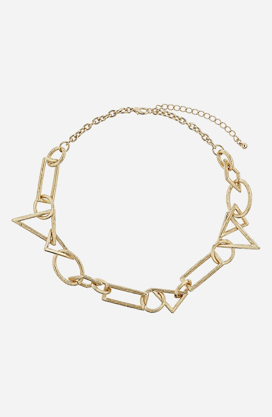 Main Image - Topshop Collar Necklace