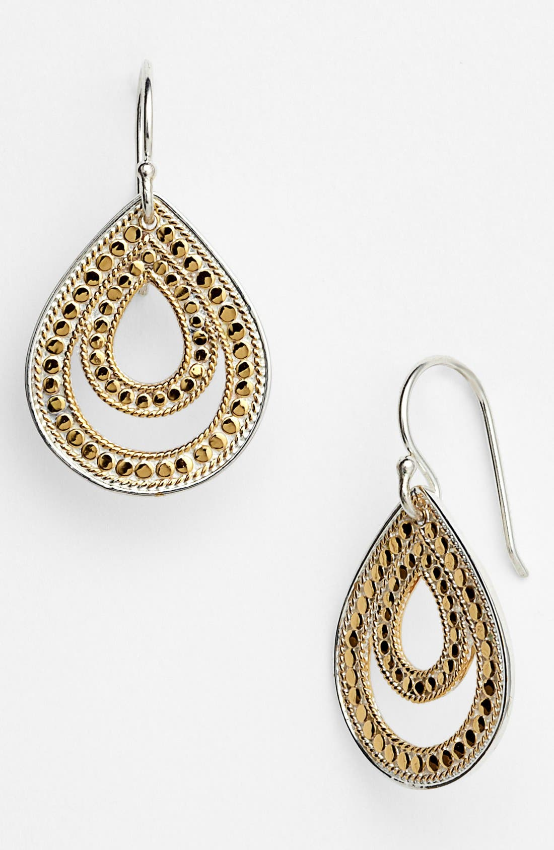 Alternate Image 1 Selected - Anna Beck 'Gili' Open Teardrop Earrings