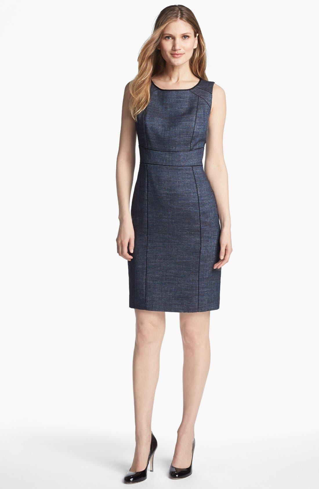 Alternate Image 1 Selected - Classiques Entier® 'Rachel Weave' Dress
