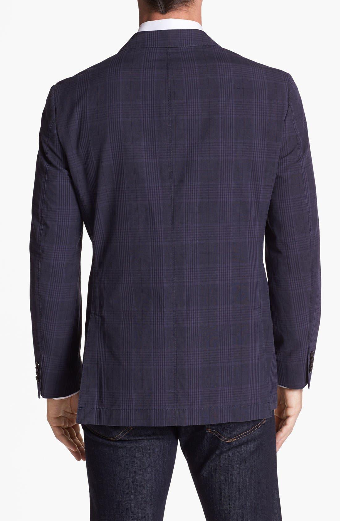 Alternate Image 2  - Kroon Cotton Linen Blend Sportcoat