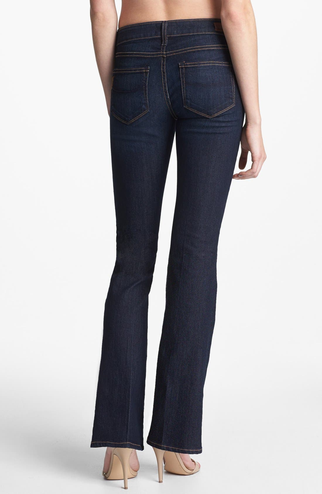 Alternate Image 2  - Paige Denim 'Skyline' Bootcut Stretch Jeans (Carson) (Petite)