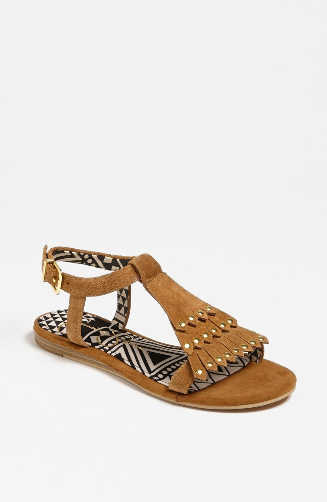 Alternate Image 1 Selected - Jessica Simpson 'Dexter' Sandal