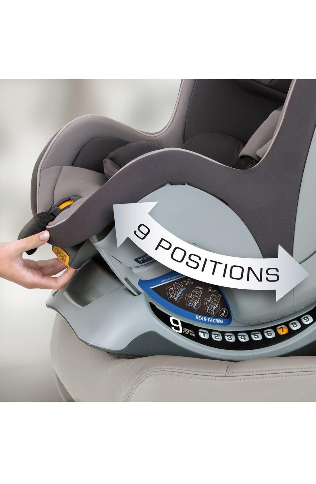 Alternate Image 2  - Chicco® NextFit Convertible Car Seat